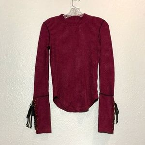 Free People Mountaineer Cuff Thermal